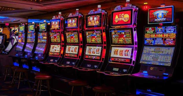 สมัครเล่น slot machine